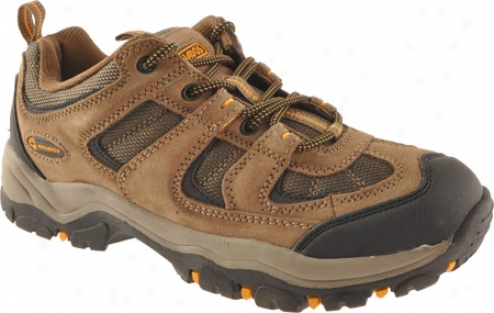 Nevados Boomerang Ii Lo (men's) - Brown/olive/yellow
