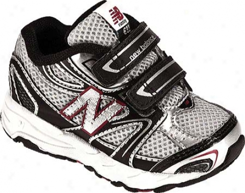 New Balance Kg632 (inants') - Silver/black/red