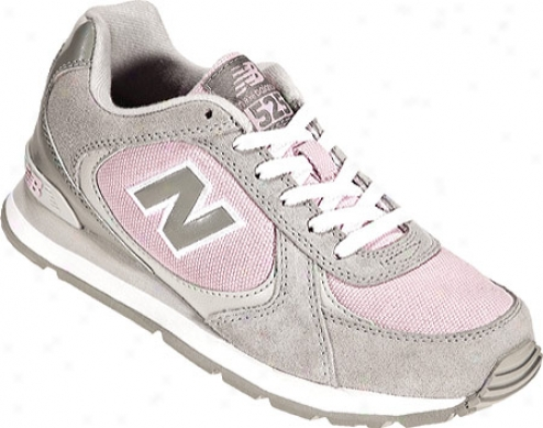 New Balance Kl525 (children's) - Grey/pink