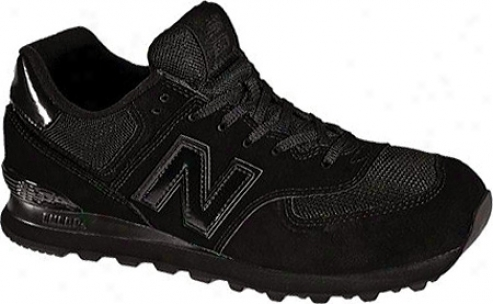 New Balance M574 (men's) - Black