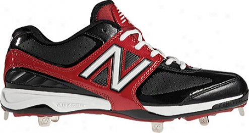 New Balance Mb4040 (men's) - Black/red