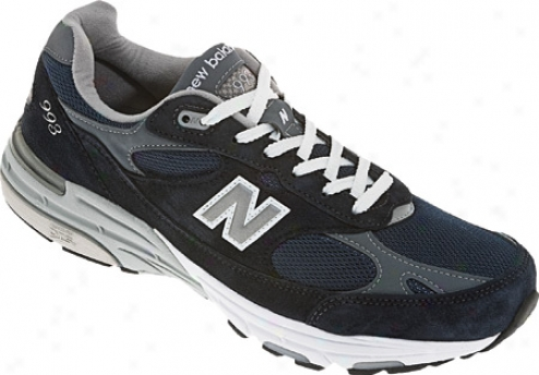 New Balance Mr93 (men's) - Navy