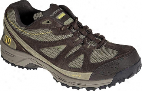 Recent Balance Mw606 (men's) - Brown/yellow