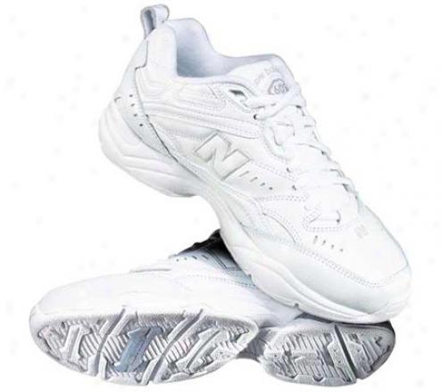 New Balance Mx609 (men's) - White/silver