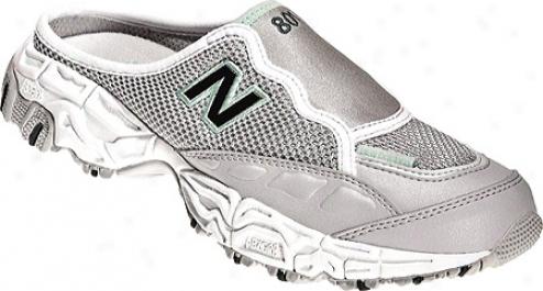 New Balance Wl801 (women's) - Silver