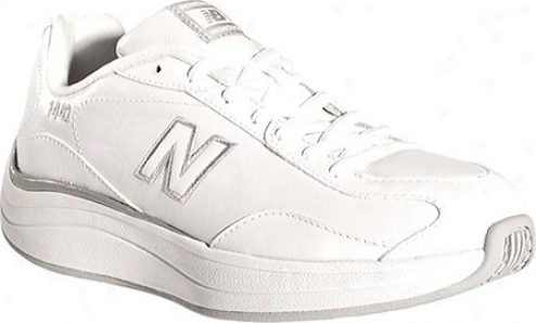 New Balance Ww1442 (women's) - White/silver