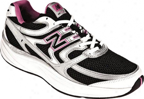 New Balance Ww1615 (women's) - Black/pink