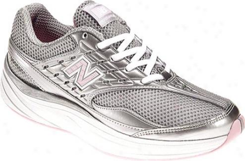 New Balance Ww1870 (women's) - Silver/pink