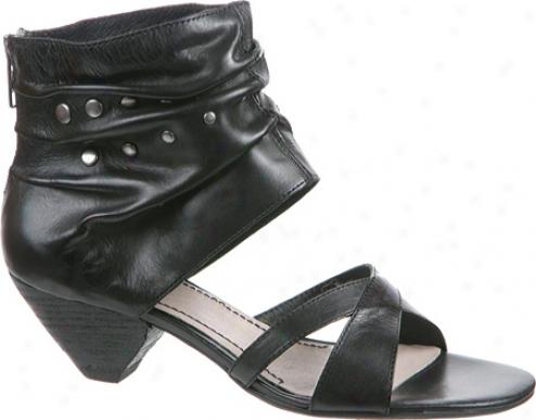 Nicole Asylum (women's) - Black Leather