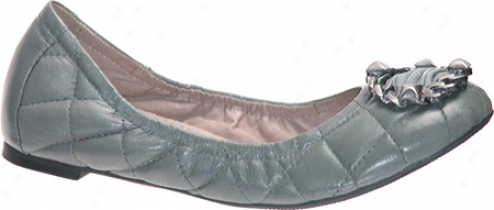 Nicole Magnify (women's) - Grey Leather