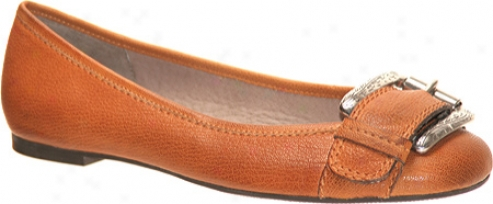 Nicole Zany (women's) - Brown Leather
