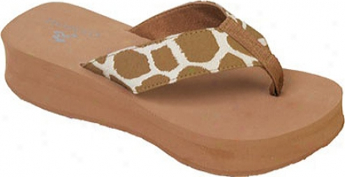 Nomad Cheebo (women's) - Imbrown Giraffe