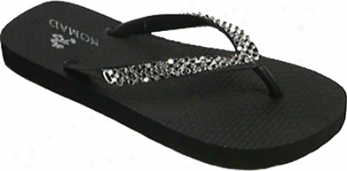 Nomd Glitter (women's) - Black