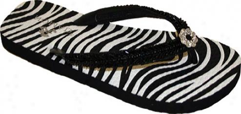 Nomad Twinkle (womenn's) - Black Zebra