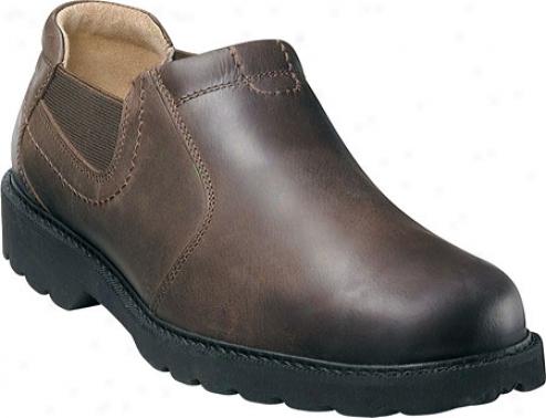 Nunn Bush Caden (men's) - Brown Smooth Leather