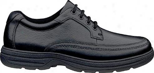 Nunn Bush Colton (men's) - Black Milled Leather
