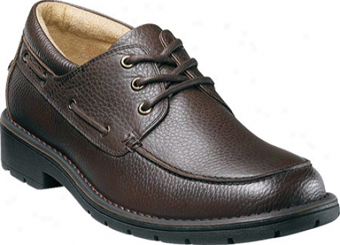 Nunn Bush Decer (mens') - Brown Smooth Leather