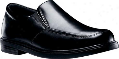 Nunn Bush Eathan (men's) - Black Leather