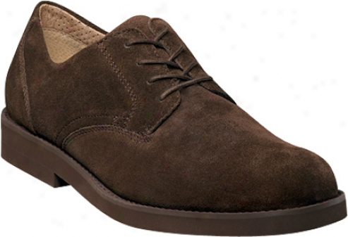 Nunn Bush Gregory (men's) - Brown Suede