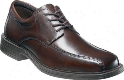 Nunn Bush Jasen (men's) - Brown Smooth Leather