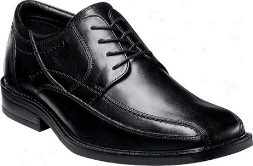 Nunn Bush Kendall (men's) - Black Smooth Leather
