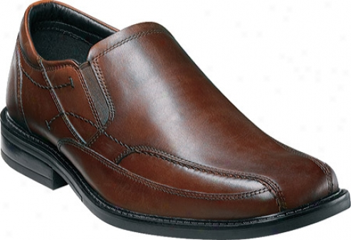 Nunn Bush Kieran Men S Brown Smooth Leather Shoes