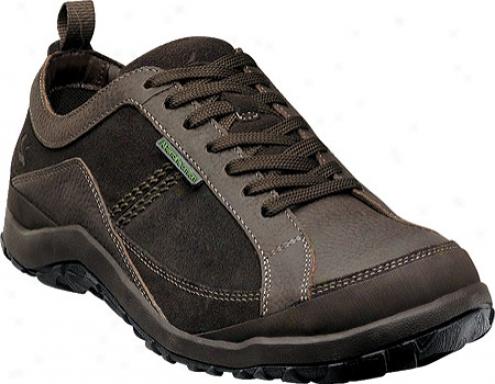 Nunn Bush Rogue (men's) - Brown Tumbled Leather/wax Suede