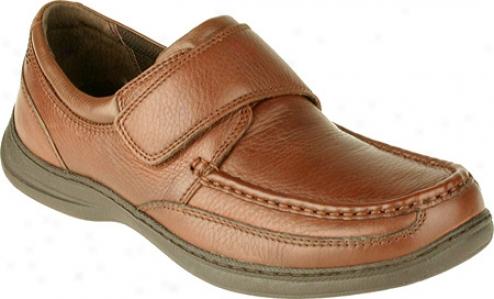 Nunn Bush Venture (men's) - Cognac Milled Leather