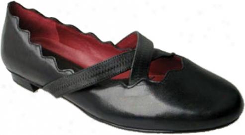 Oh! Shoes Fargo (women's) - Murky Nappa