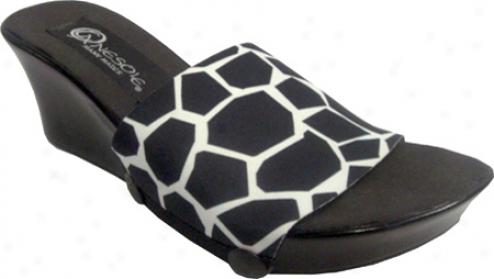 Onesole Elegance Soft Ste pGiraffe (women's) - Black/multi