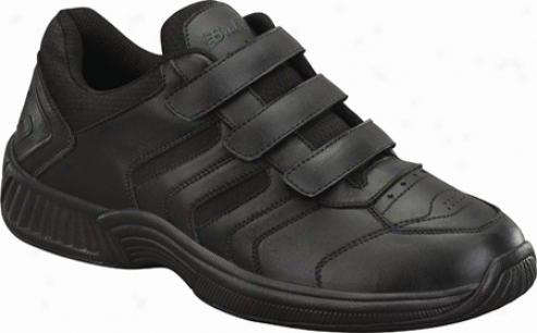 Orthofeet 951 (women's) - Black Leather