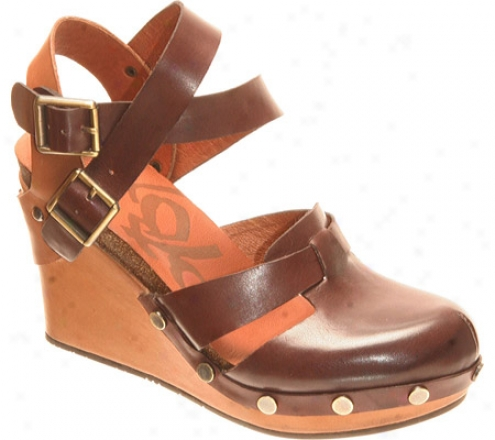 Otbt Aiken (women's) - Dark Brown Leather