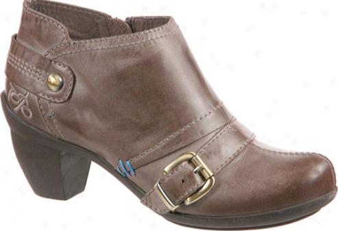 Otbt El Dorado (women's) - Zinc Leather
