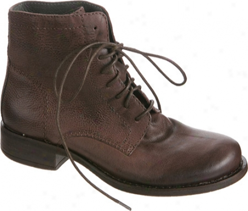 Otbt Jal (women's) - Dark Brown Leather