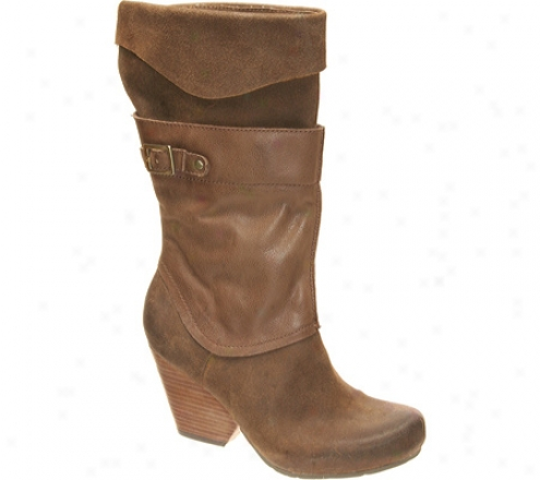 Otbt Roswell (women's) - Mud Leather