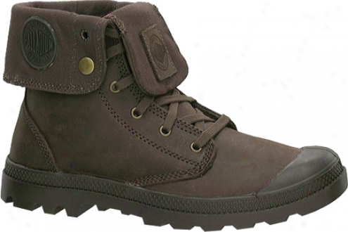 Palladium Baggy Leather 02356 (men's) - Chocolate