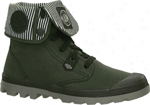 Palladium Baggy Flower 02668 (men's) - Black/metal