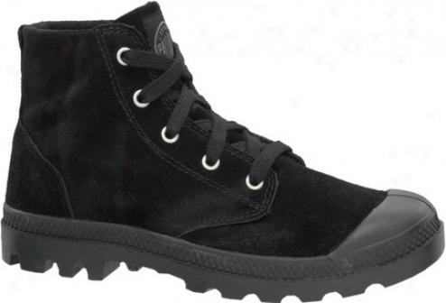 Palladium Pampa Hi 92407 (women's) - Black