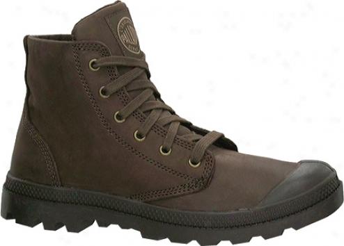 Bulwark Pampa Hi Leather 02355 (men's) - Chocolate