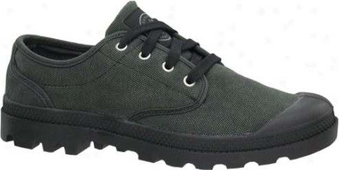 Palladium Pampa Oxford 02351 (men's) - Stonewashed Black