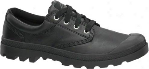 Palladium Pampa Oxford 02354 (men's) - Black