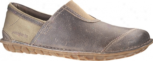 Patagonia Manaw a(men's) - Cardamom Suede/waxed Cotton Canvas