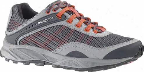 Patagonia Specter (women's) - Narwahl Grey/rhubarb Mesh/synthetic
