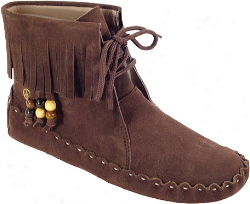 Amity Mocs Margaret (women's) - Chocolate