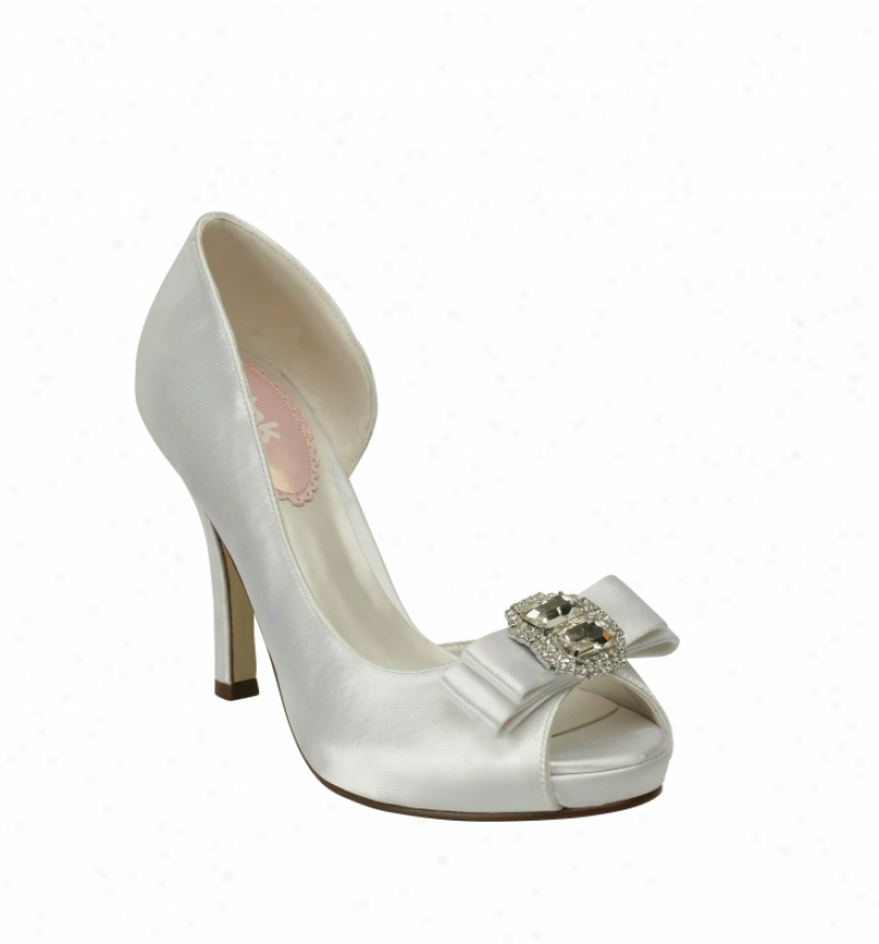 Pink Paradox London Hot (women's) - White Satin