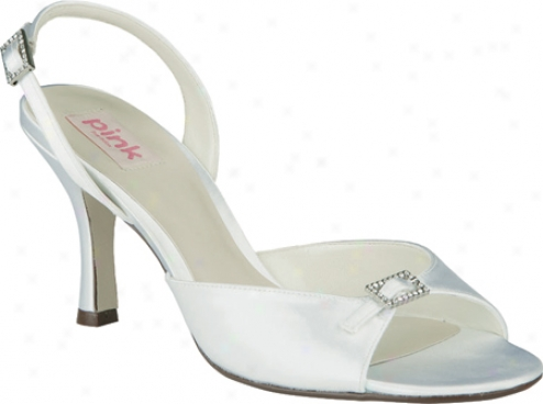 Pink Paradox London Rose (women's) - White Satin