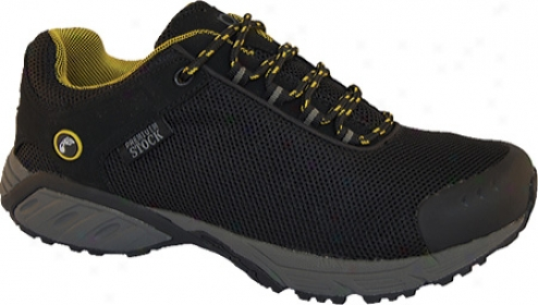 Piro Ps Hikers (men's) - Black/yellwo