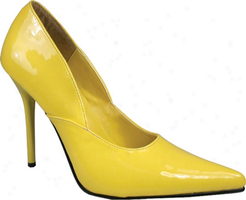 Pkeaser Milan 01 (women's) - Yellow Patent