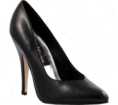 Pleaser Seduc e420v (women's) - Black Pu