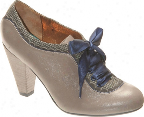 Poetic Licence Backlash (women's) - Grey Leather